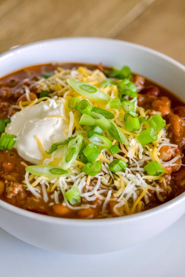 Never hadchocolate chipotle chili soupbefore? Chili soup is a comfort food perfect for the cold nights. When you addsmoky chipotle chilesand earthyunsweetened chocolateto it, you add unexpected depth and richness to this hearty chili.