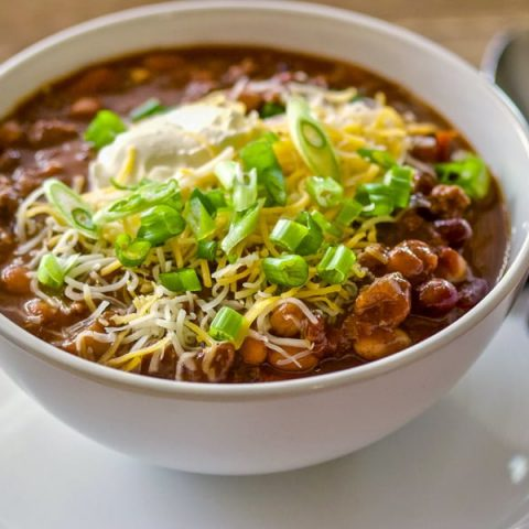 Chocolate Chipotle Chili Soup66
