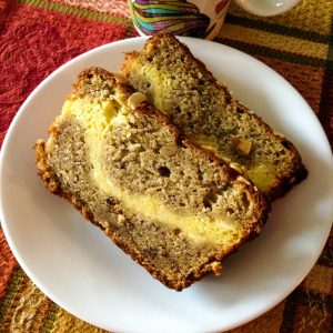 Cream Cheese Banana Bread1