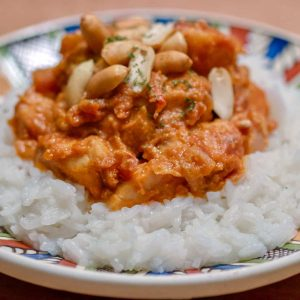 Easy Peanut Butter Chicken Recipe