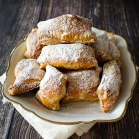 Farmers Cheese Sweet Pastries1717