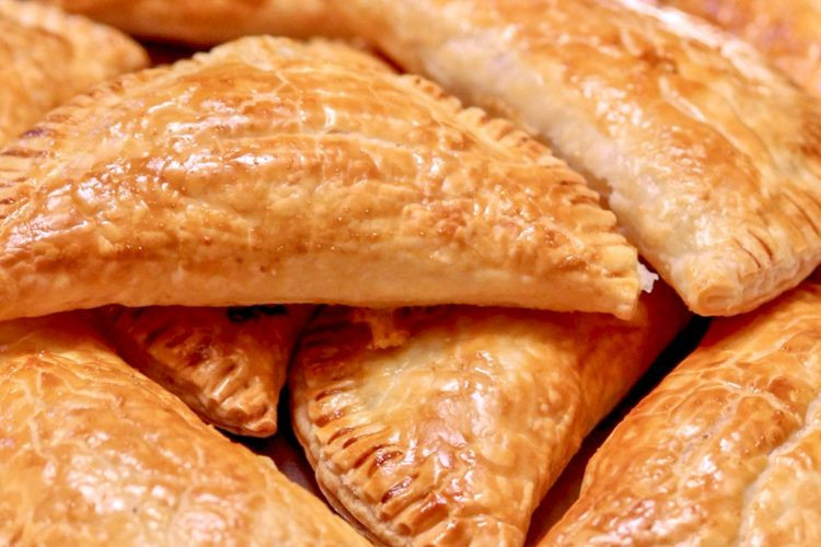 Ham And Cheese Puff Pastry Pockets