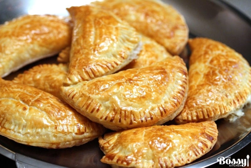 Ham And Cheese Puff Pastry Pockets 4