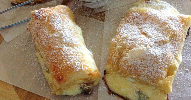 Farmer Cheese Sweet Pastries