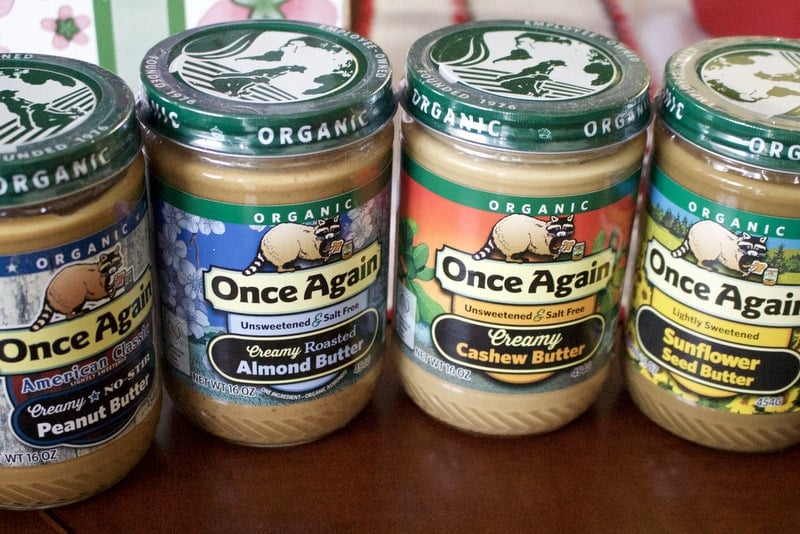 Once Again Nut Butter Review  #MomsMeet