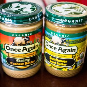 Once Again Nut Butter Review- #MomsMeet