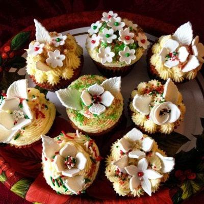 Orange Mascarpone Cheese Cupcakes