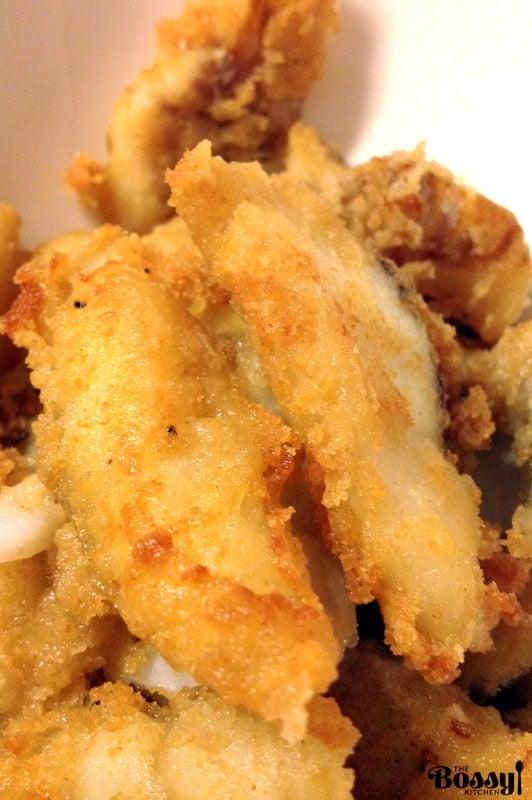 Pan Fried Fish- Grandma Style
