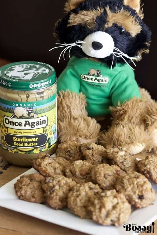 Trail Mix Cookies Vegetarian Gluten Free Dairy Free5 1