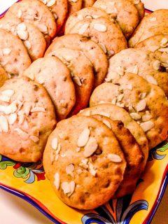 Banana Walnuts Chocolate Chips Soft Cookies11