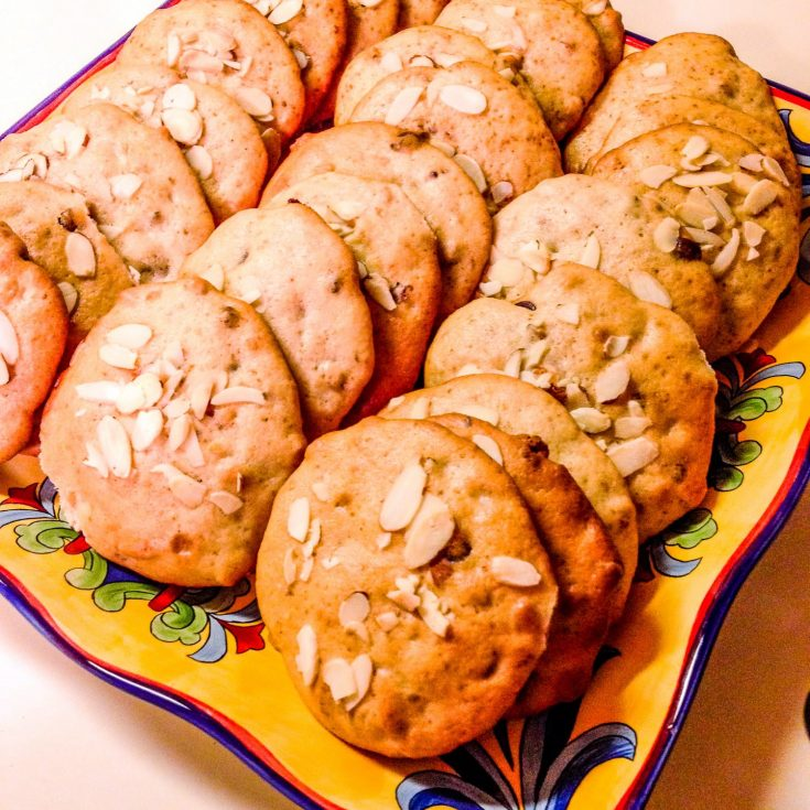 Banana Walnuts Chocolate Chips Soft Cookies