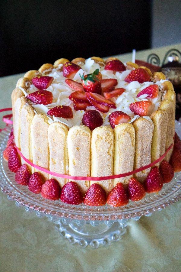 Charlotte Russe Cake Classic European Recipe1 1