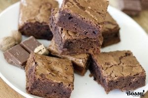 Coffee And Cinnamon Brownies Recipe