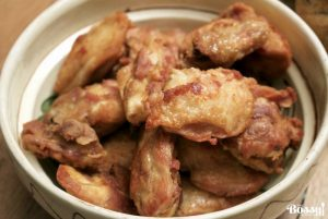 No Breaded Fried Chicken Thighs – Grandma's Style