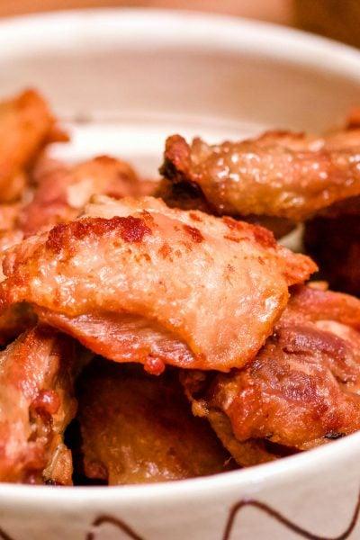 No breaded fried chicken11