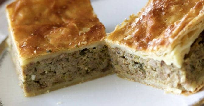 Perfect Puff Pastry Minced Meat Pie Recipe