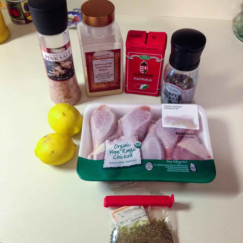 Roasted Lemon Chicken Drumsticks Recipe12