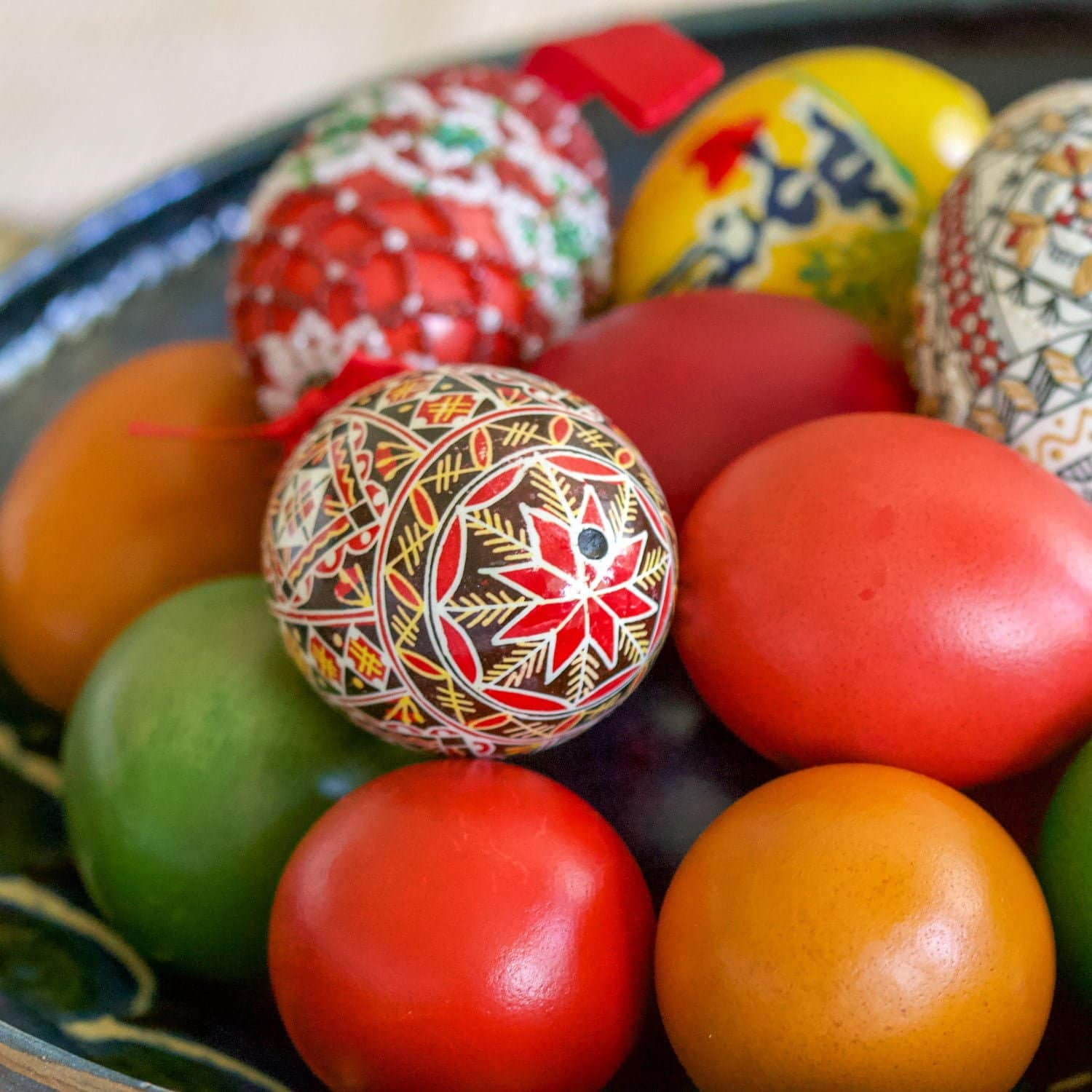Easter Sunday Celebration Recipes To Enjoy- Featured picture - Easter eggs
