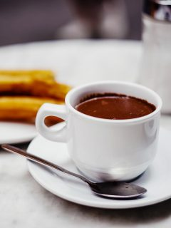 Hot Chocolate Spanish Style Recipe