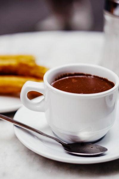 Hot Chocolate Spanish Style Recipe
