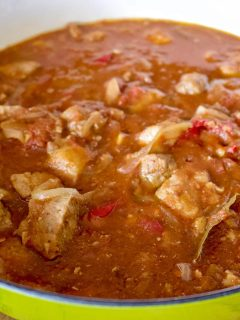 Traditional Hungarian Goulash1 1