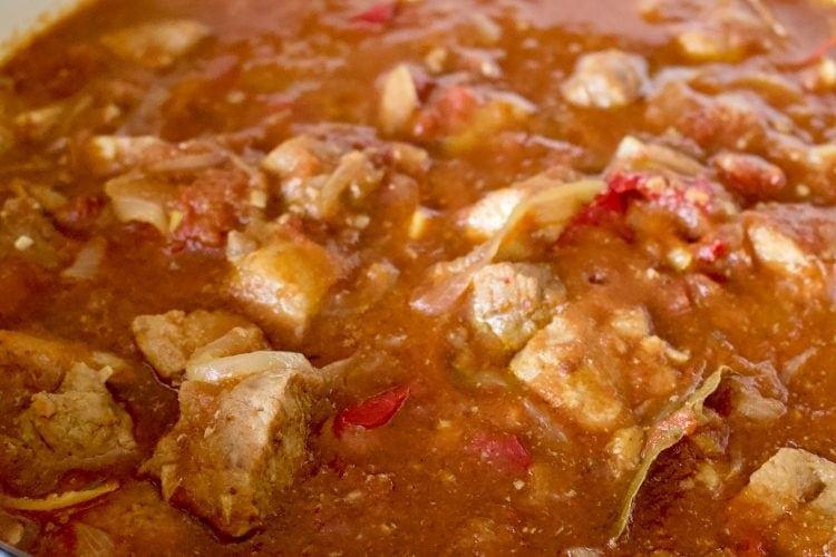 Authentic  Hungarian Goulash- Traditional Recipe