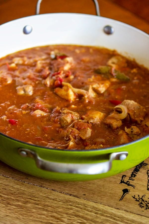 Traditional Hungarian Goulash4 1