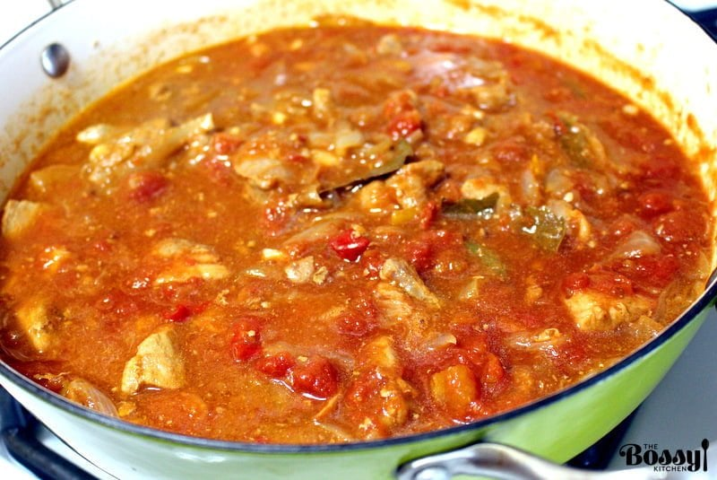 Traditional Hungarian Goulash7