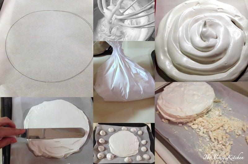 meringue process