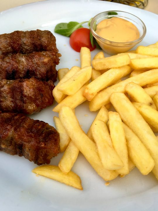 Mititei Romanian Grilled Sausages Recipe