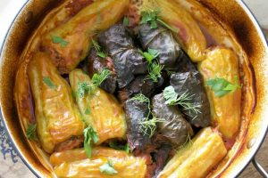 Stuffed Peppers (Ardei Umpluti)