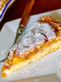 German Peach Kuchen1