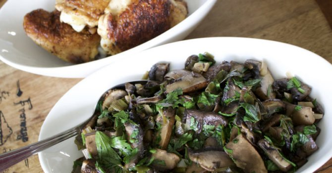 Mexican Chipotle Mushrooms2
