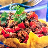 Delicious Authentic Mexican Picadillo brings to your table the flavors of Mexico. A popular recipe in most Latin American countries, this dish is similar with the American hash. It is a basic recipe that can feed a crowd. Also, the leftovers are great. Serve it with warm corn tortillas as a main dish, or as appetizer.