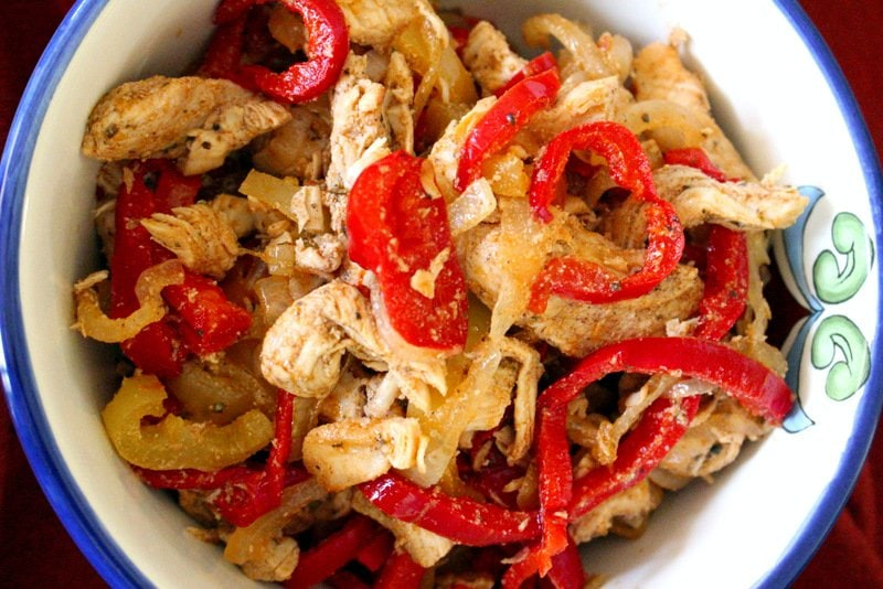 Authentic mexican chicken fajitas fajitas de pollo the bossy authentic mexican chicken fajitas fajitas de pollo forumfinder Gallery