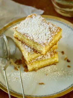 Lemon Ricotta Cheese Cake 1