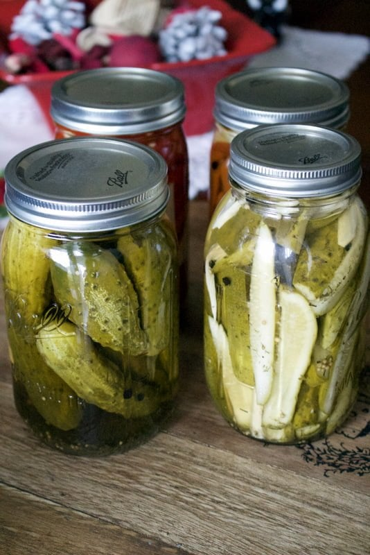 Pickled Cucumbers In Vinegar- Easy Recipe1