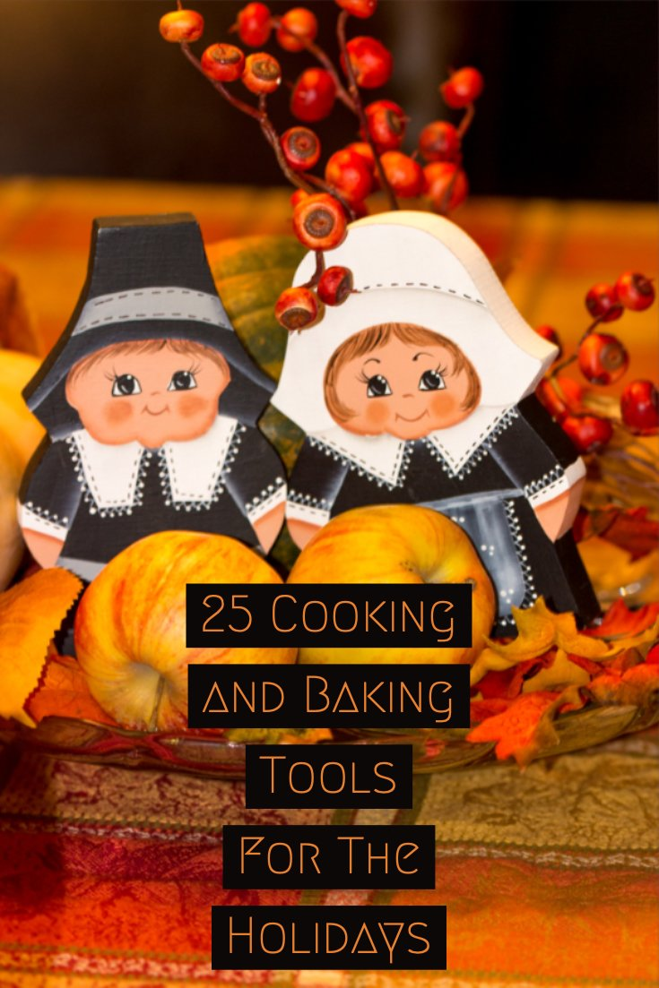 25 Cooking and Baking Tools For The Holidays1