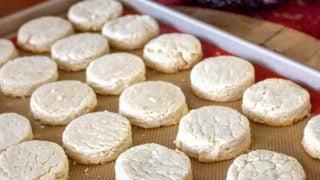 Polvorones Con Limon Traditional Spanish Christmas Cookies 1