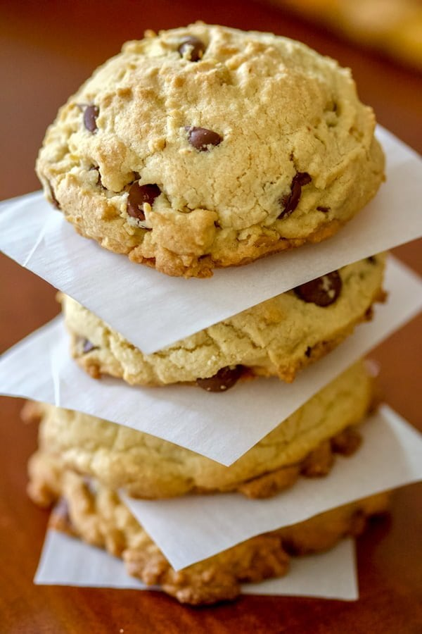 The Best Chocolate Chip And Walnuts Cookies11