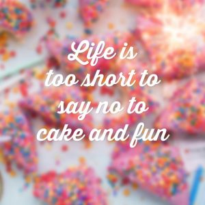 10 Delicious New Year's Cake Ideas From The Bossy Kitchen