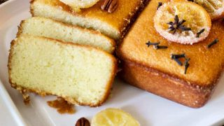 Old Fashioned Lemon Bread with Lemon Syrup 1