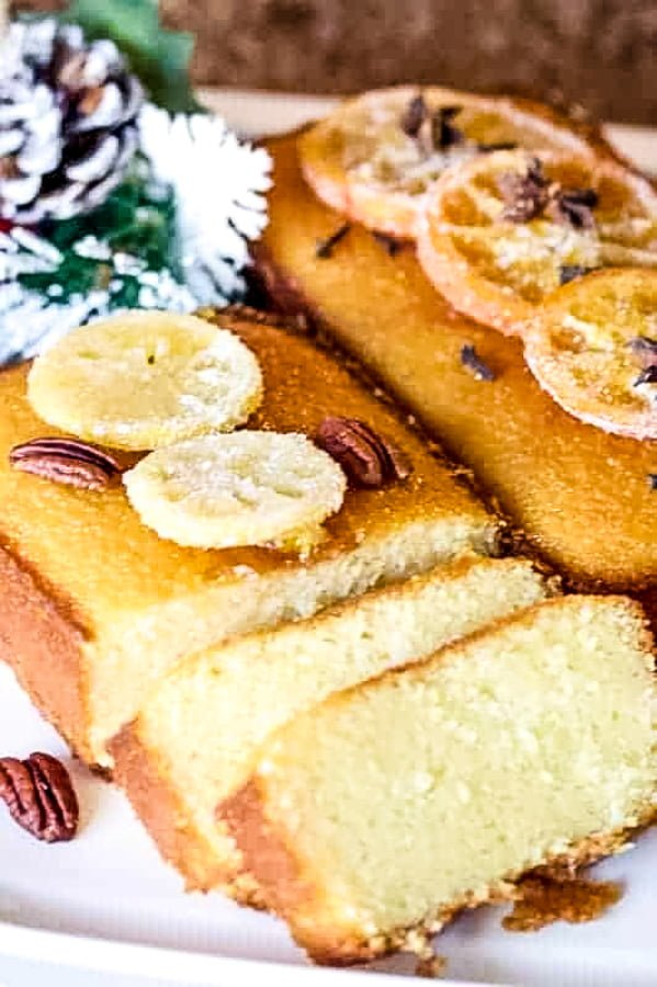 This recipe of Old Fashioned Lemon Bread With Lemon Syrup carries a double dose of lemon. Finely grated lemon zest in the batter and lemon syrup poured over the bread after baking, make this bread one of the best lemon bread recipes I ever tried.