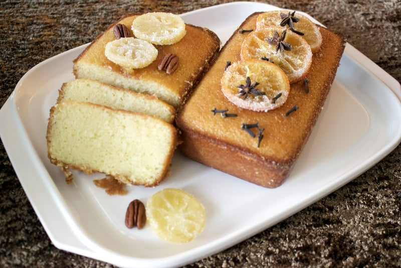 Old Fashioned Lemon Bread With Lemon Syrup6
