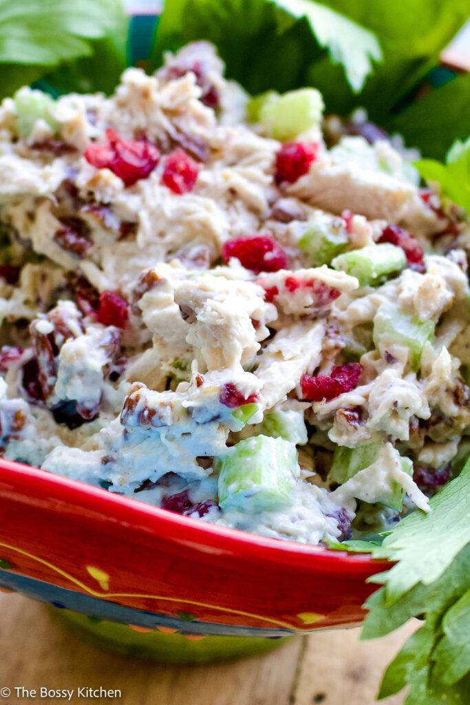 Cranberry Pecan Chicken Salad Pinterest0