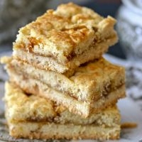 Czech Bars with Jam and Walnuts33