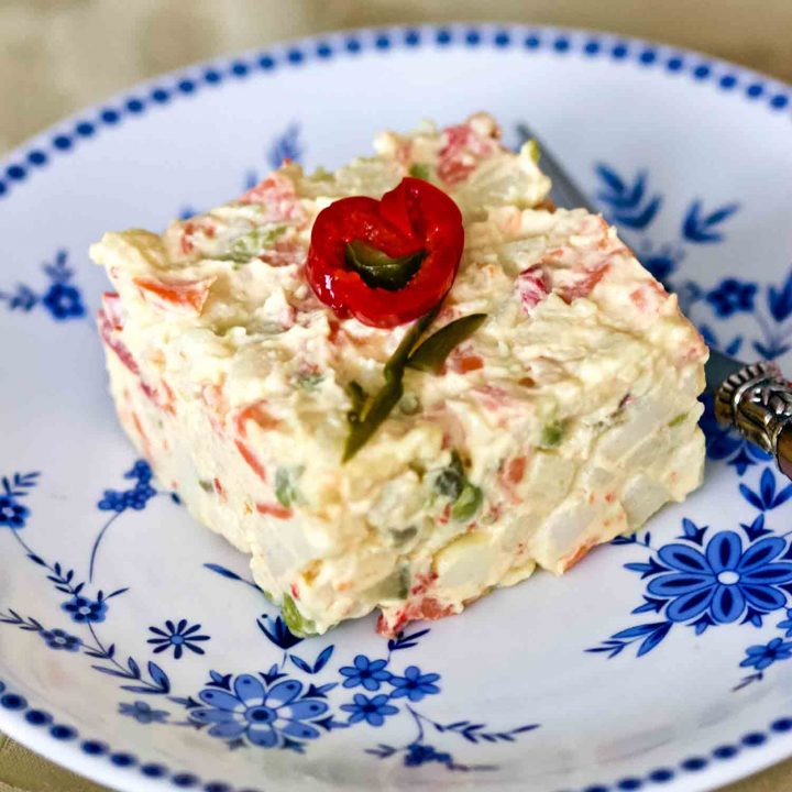 Romanian Beef SaladSalata De Boeuf1 1