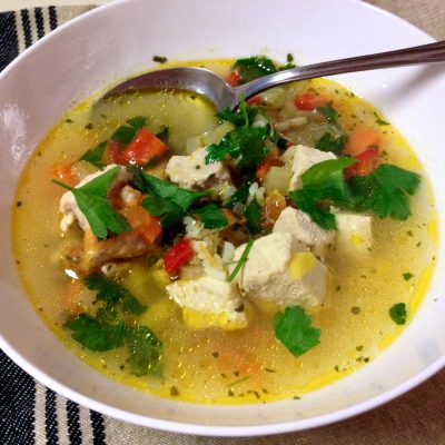 Sour Fish Soup Romanian style1