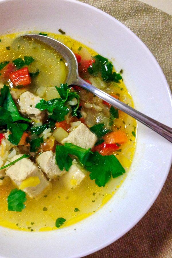 Sour Fish Soup Romanian style3