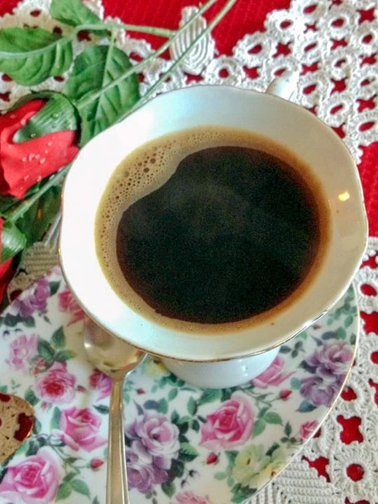 Authentic Traditional Turkish Coffee 1